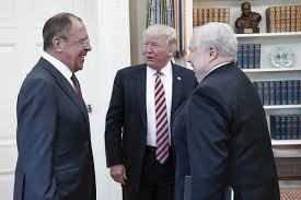 white house takes flak for letting russian state media into oval