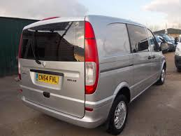mercedes vito vans for sale used 2004 mercedes vito 111 cdi swb crew for sale in