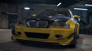 need for speed bmw need for speed trailer shows bmw m2 coupé playstation