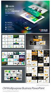 ready and professional powerpoint template with a variety of