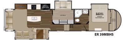 heartland elkridge fifth wheels multiple bunkhouse models offer