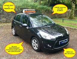 used citroen c3 and second hand citroen c3 in gwent