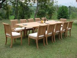 Teak Patio Furniture Sets - patio 46 teak wood patio furniture clearance house and home