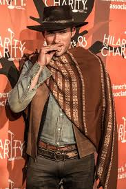 Cowboy Halloween Costume Scott Eastwood Cowboy Halloween Costume 2016 Popsugar Celebrity
