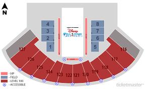 Ticketmaster Floor Plan Tickets Ed Sheeran 2018 North American Stadium Tour Toronto