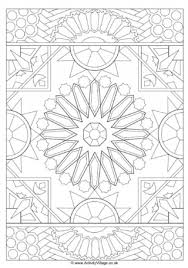 eid colouring pages