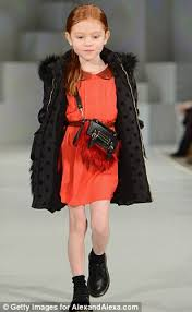 as london celebrates its first fashion week for children would