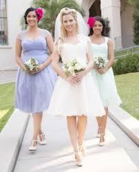 vintage style bridesmaid dress ideas