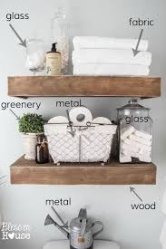How To Decorate Bathroom Shelves Decorating 101 Vignette Styling Vignettes Decorating And House