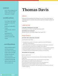 teacher professional resume format 2017 sample elementary temp