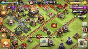 clash of 2 mod apk clash of clans hack mod apk