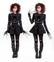 edward scissorhands costume women s edward scissorhands costume holidayssss