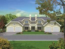 Multi Family House Plans Duplex 83 Best 2 Family Homes Images On Pinterest Duplex House Plans