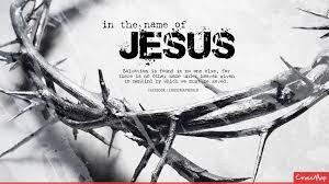 in the name of jesus christian photographs crossmap christian