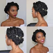 natural pin up hairstyles for black women the beauty of natural hair board elegant updo formal natural