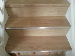 stair makeover step by step using quick step laminate fitmywoodfloor