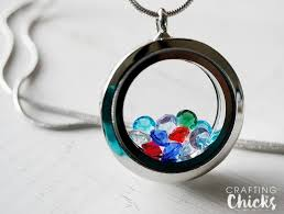 mothers day birthstone necklace birthstone locket necklace the crafting
