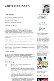 Beta Gamma Sigma Resume National Account Manager Resume Samples Visualcv Resume Samples