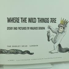 wild maurice sendak rare antique books