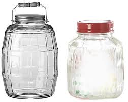 kitchen glass canisters with lids small glass jars and bottles with lids the knot shop in large