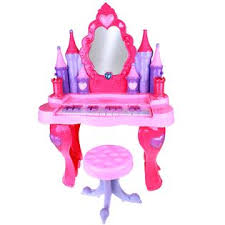 Girls Play Vanity Set Kids Authority Kids Authority All In One Princess Piano Girls