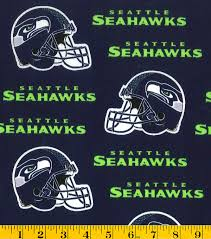 licensed cotton seattle seahawks joann