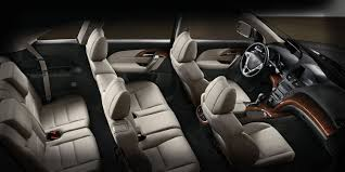 lexus gx captains chairs top 10 crossovers with the most third row legroom good to know