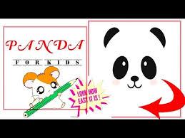 panda drawings how to draw cute baby panda how to draw 2016 76