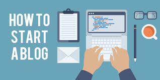 Make Money Online Blogs - how do i start a blog and make money online step by step guilde
