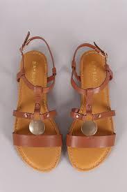 liliana pom pom charm lace up gladiator flat sandal u2013 i want that