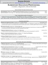 teacher assistant resume sample skills sample resume for teacher