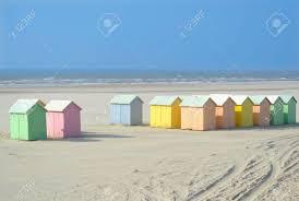 cabine de plage bois cabine plage banque d u0027images vecteurs et illustrations libres de