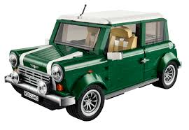 10242 Mini Cooper Rolls Off The Lego Production Line In August 2014