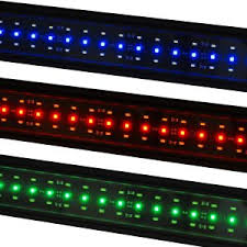 programmable led fish tank lights that will mimic freshwater