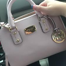light pink michael kors handbag www danilonkey blogspot com my very first michael kors purse