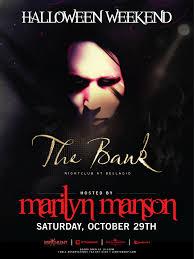 marilyn manson halloween marilyn manson hosting a halloween party in las vegas provider