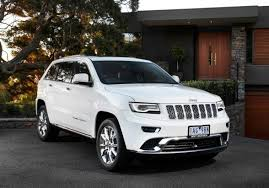 cherokee jeep 2016 white jeep grand cherokee u0027summit u0027 edition on sale from 75 000
