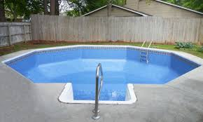 Small Backyard Pools Cost Flooring Fantastic Pool Design With Above Ground Pool Liners