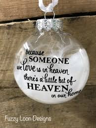because someone we is in heaven fuzzy loon designs