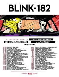 california photo album blink 182 detail u s tour new album california rolling