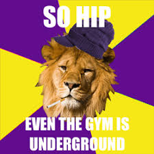 Lion Meme - a new internet meme on the scene welcome the emerson kid lion