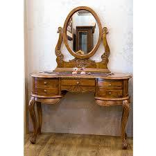 Vanity Bedroom Bedroom Vanity Set V002 Antique Reproduction Furniture