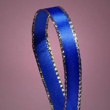 blue and gold ribbon blue and gold ribbon