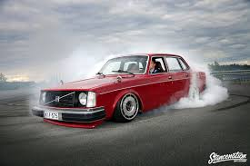 toyota fast car volvo 244 with toyota 2jz engine and corvette wheels fast cars