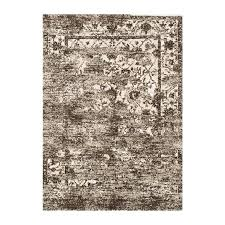 Viera Area Rug Shop Loloi Viera Mocha Ivory Indoor Distressed Area Rug Common 8