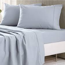 plain dye flannelette sheet sets by sheridan at queenb