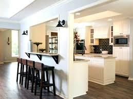 idee cuisine americaine cuisine avec bar pour manger cuisine avec bar pour manger
