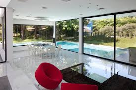 Marble House Interior Carrara Marble House In Argentina Idesignarch Interior Design