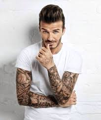 david beckham tattoos weneedfun
