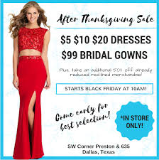 after thanksgiving sale terry costa
